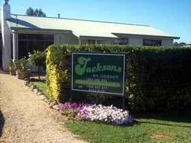 Jacksons On Riddoch - Accommodation Adelaide