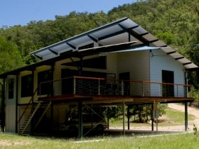 Creek Valley Rainforest Retreat - Accommodation Adelaide