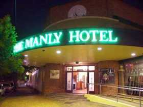 Manly Hotel The - Accommodation Adelaide