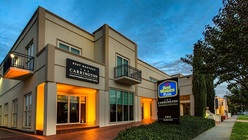 BEST WESTERN PLUS The Carrington - Accommodation Adelaide