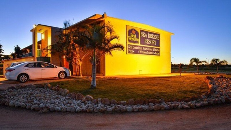 BEST WESTERN Sea Breeze Resort - Accommodation Adelaide