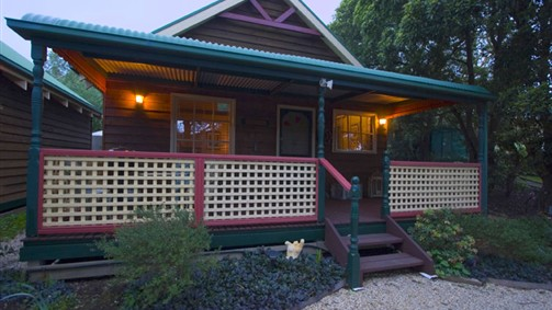 Trawool Cottages  Farmstay - Accommodation Adelaide