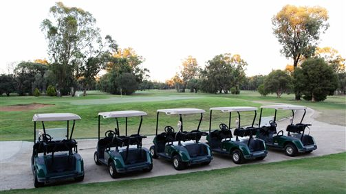 Deniliquin Golf Leisure Resort