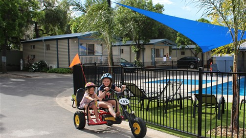 Barwon River Tourist Park - Accommodation Adelaide
