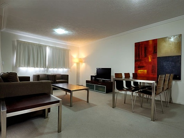 Gabba Central Apartments - Accommodation Adelaide