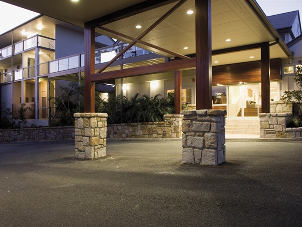 Mercure Clear Mountain Lodge Spa and Vineyard - Accommodation Adelaide