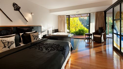 Springs Spa Villa - Accommodation Adelaide