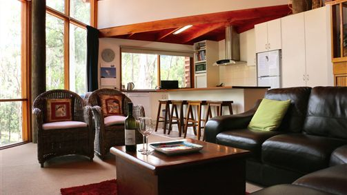 MannaGum Alpine Lodge - Accommodation Adelaide