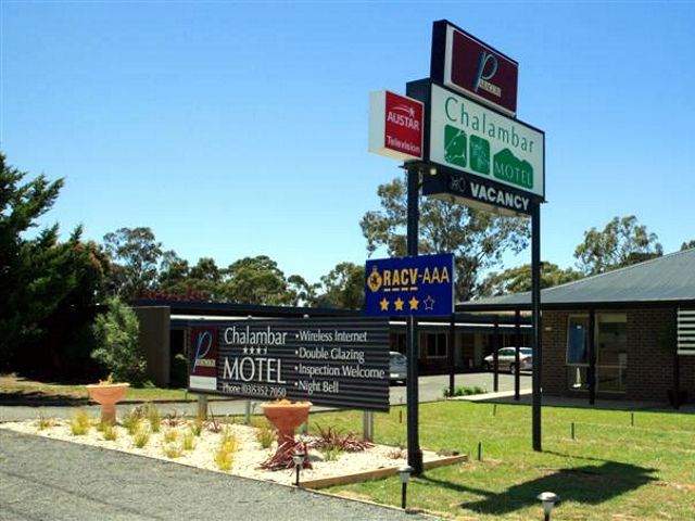 Chalambar Motel - Accommodation Adelaide