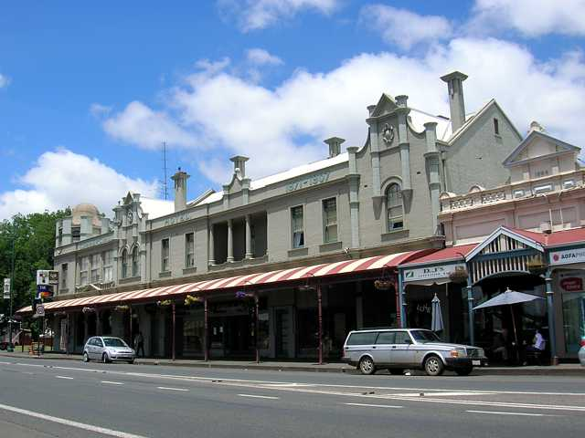 Commercial Hotel Camperdown - Accommodation Adelaide