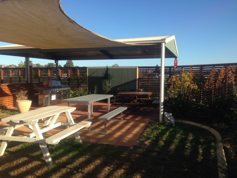 Gympie Caravan Park - Queens Park - Accommodation Adelaide