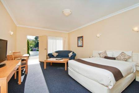 Nagambie Waterfront Motel - Accommodation Adelaide
