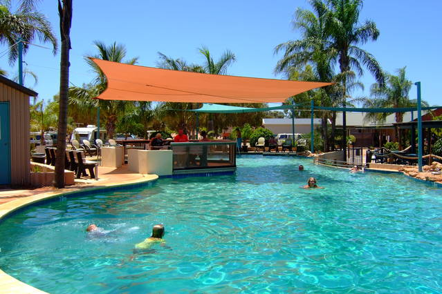 Ningaloo Caravan  Holiday Resort - Accommodation Adelaide