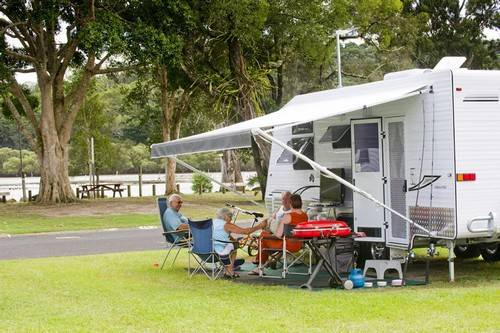 North Coast Holiday Parks Ferry Reserve - Accommodation Adelaide