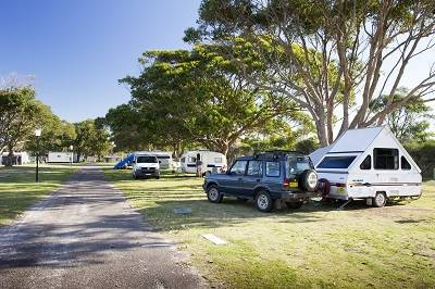 North Coast Holiday Parks Hawks Nest Beach