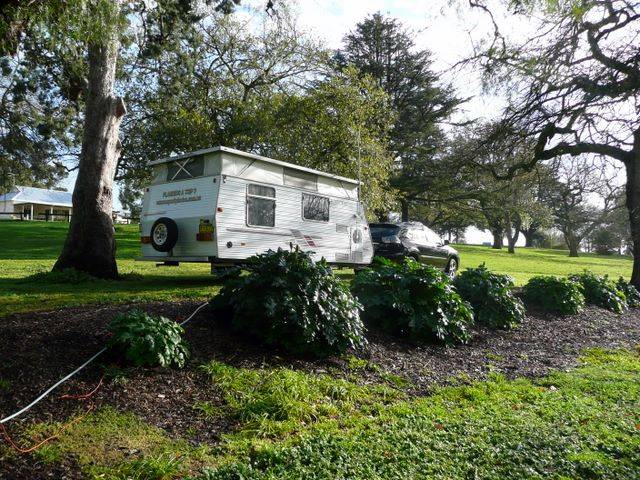 Penshurst Caravan Park - Accommodation Adelaide