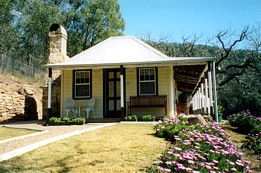Price Morris Cottage - Accommodation Adelaide