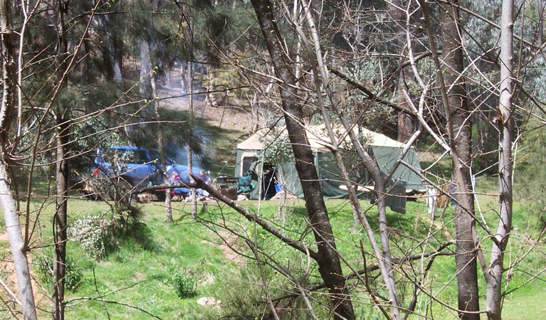 Abercrombie Caves campground - Accommodation Adelaide