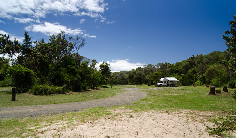 Banksia Green campground - Accommodation Adelaide