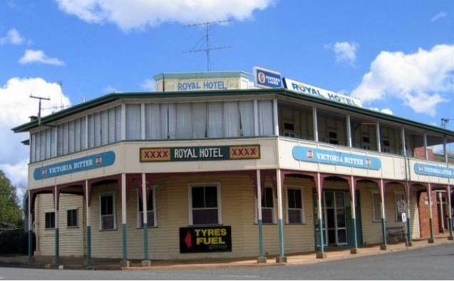 Royal Hotel Mundubbera - Accommodation Adelaide