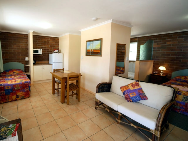 Rubyvale Motel  Holiday Units - Accommodation Adelaide