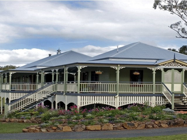 The Sanctuary Springbrook Guest House Cottage - Accommodation Adelaide