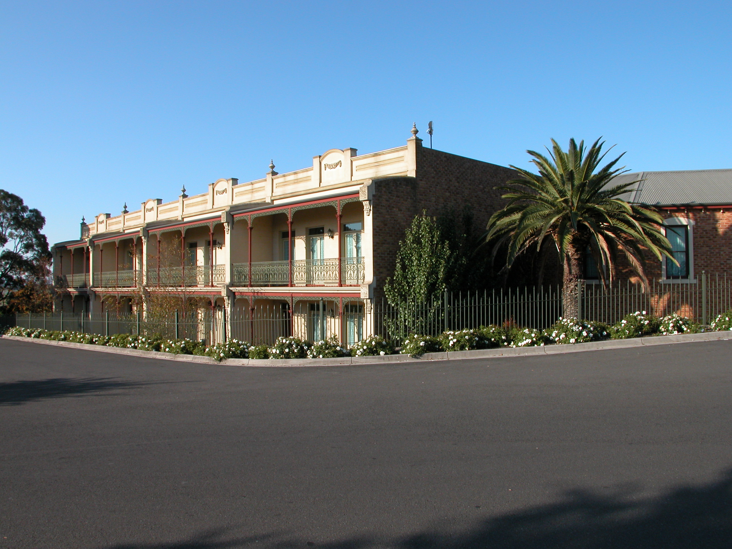 The Terrace Motel - Accommodation Adelaide