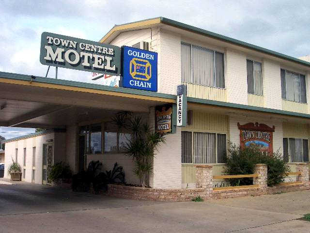 Town Centre Motel - Accommodation Adelaide