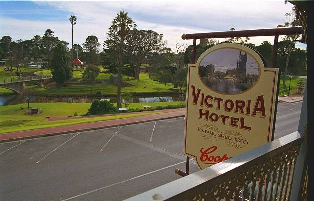 Victoria Hotel - Accommodation Adelaide