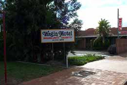 Wagin  Mitchell Motel's - Accommodation Adelaide