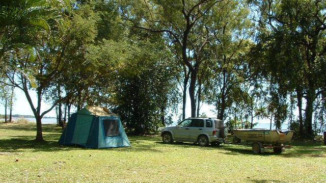 Weipa Caravan Park  Camping Ground - Accommodation Adelaide