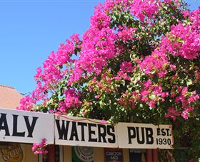 Daly Waters Historic Pub - Accommodation Adelaide