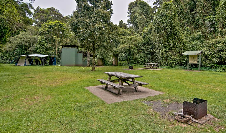 Forest Tops campground - Accommodation Adelaide