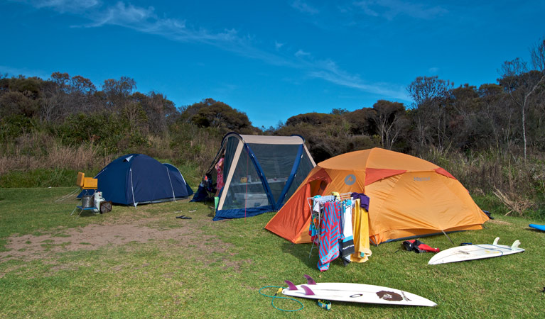 Frazer campground - Accommodation Adelaide