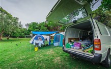 Grassy Head Holiday Park - Accommodation Adelaide