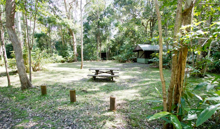 Iron Pot Creek campground - Accommodation Adelaide