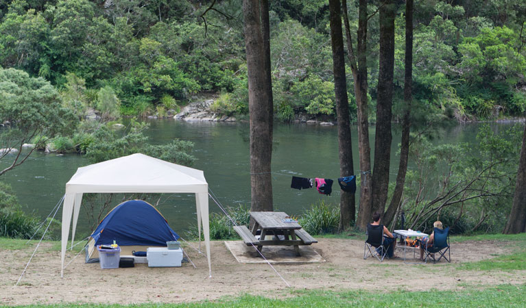 Platypus Flat campground - Accommodation Adelaide