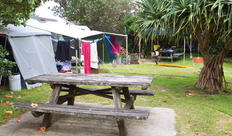 Sandon River campground - Accommodation Adelaide