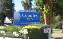 Barooga Country Inn Motel - Barooga - Accommodation Adelaide