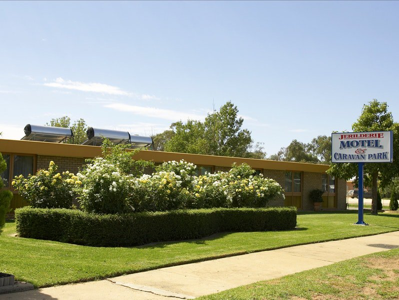 Jerilderie Motel and Caravan Park - Accommodation Adelaide