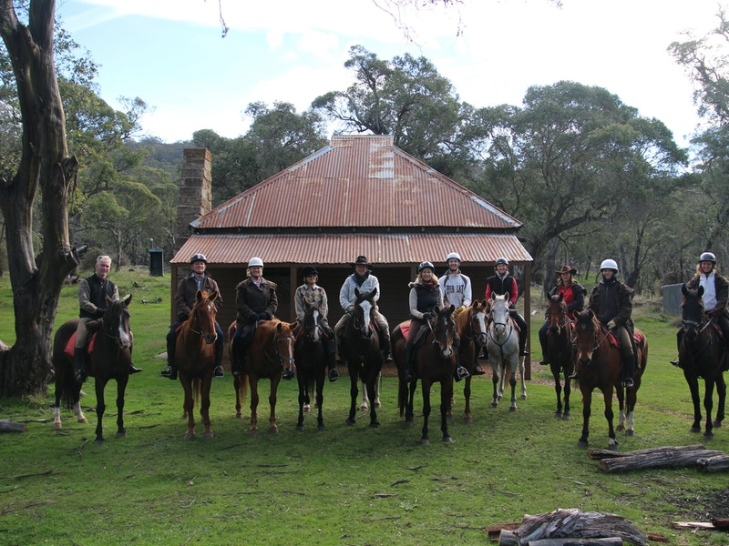 Reynella Homestead and Horseback Rides - Accommodation Adelaide