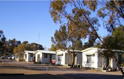 Hawker Caravan Park - Accommodation Adelaide