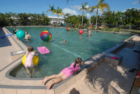 Kurrimine Beach Holiday Park - Accommodation Adelaide