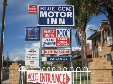 Blue Gum Motor Inn - Accommodation Adelaide