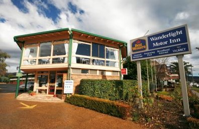 Best Western Wanderlight Motor Inn - Accommodation Adelaide