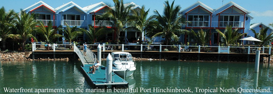 Ripples On The Marina Port Hinchinbrook - Accommodation Adelaide
