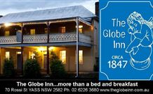The Globe Inn - Accommodation Adelaide