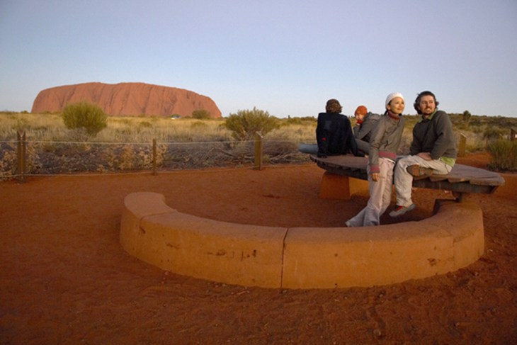 Ayers Rock - Outback Pioneer Lodge - Accommodation Adelaide