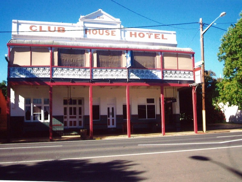 Club House Hotel - Accommodation Adelaide