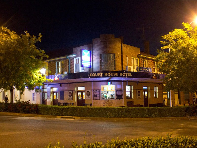 Courthouse Hotel Boorowa - Accommodation Adelaide